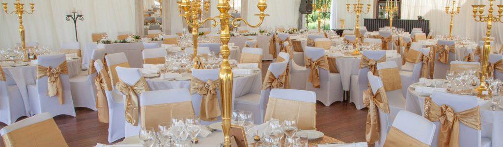 wedding Décor Hire Johannesburg