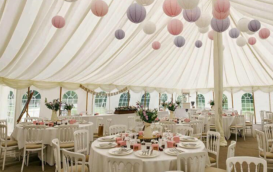 Johannesburg Wedding Décor Hire